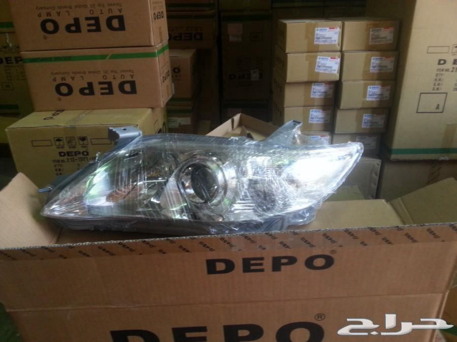 شمعات ديبو DEPO متنوعة لاغلب انواع السيارت