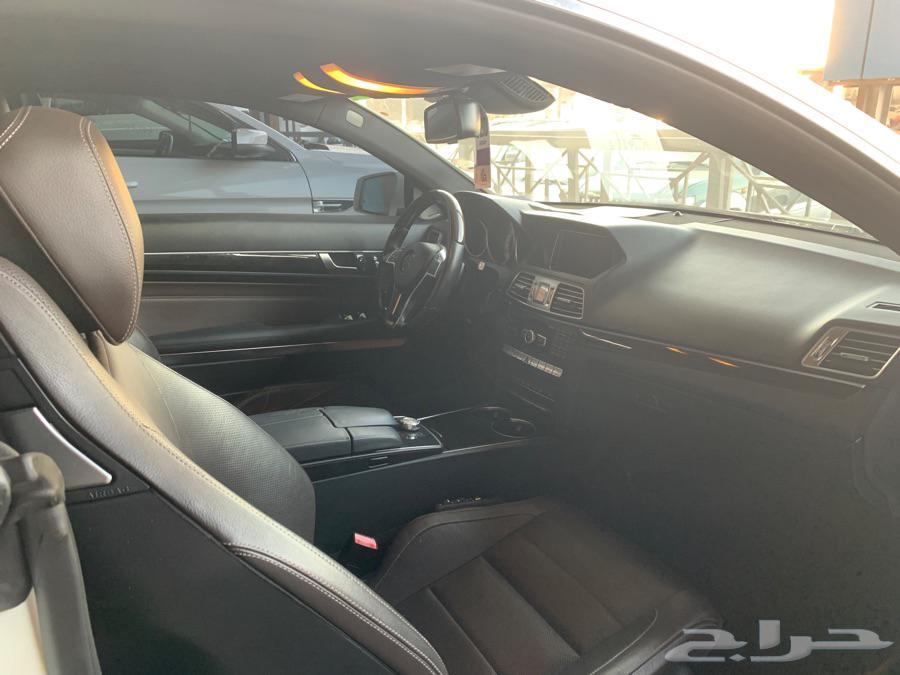مرسيدس E400 coupe