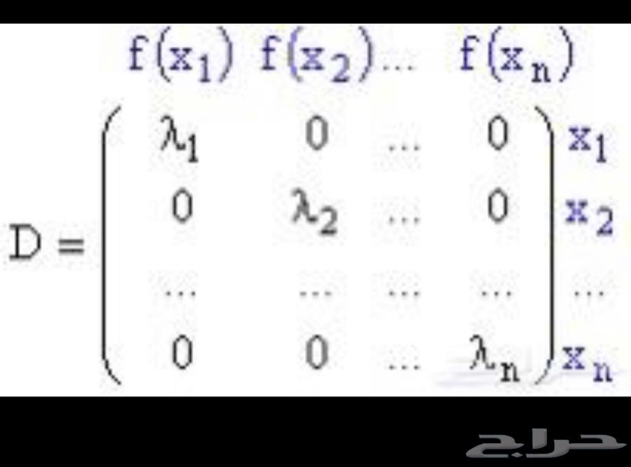 حل كويزات واجبات رياضيات جامعي بسعر رمزي
