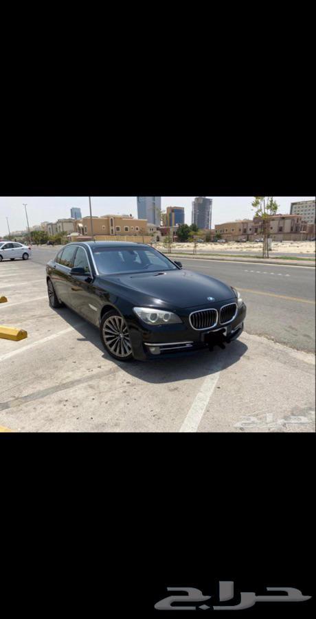 BMW 740 LI قمه في النظافة