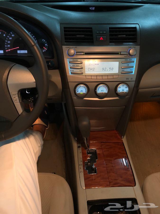 كامري 2010 فل كامل ( GLX ) نظيفه جدا ( تم البيع )