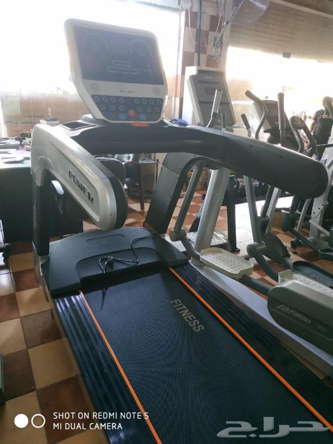 اجهزة رياضية اثقال بارات بورك دنابل اقراص تجهيز اندية شنط