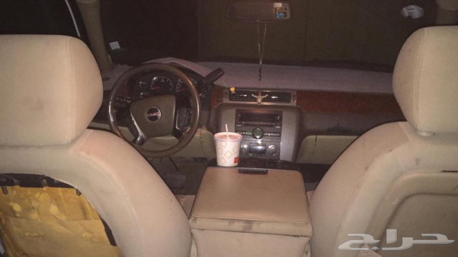 الدمام - السيارة  جي ام سي -