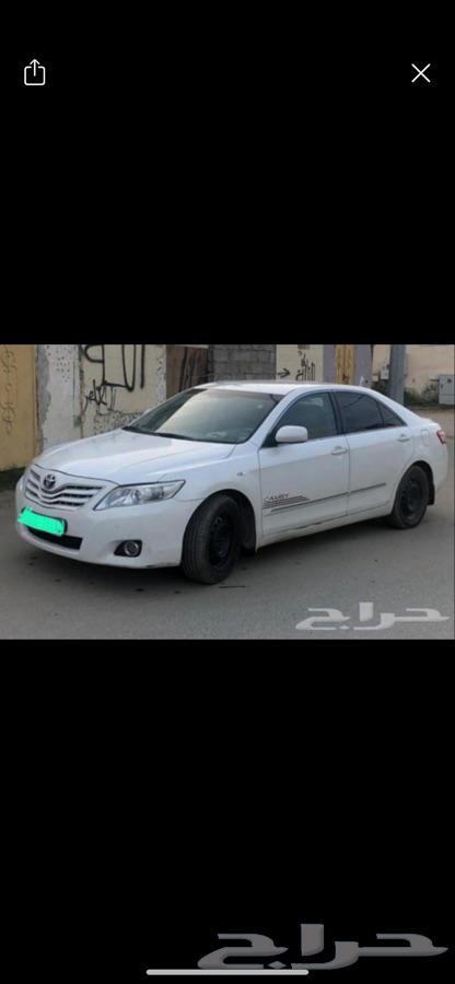 يجماعه اللي خابر كامري للبيع من مديل 2007الا 2011