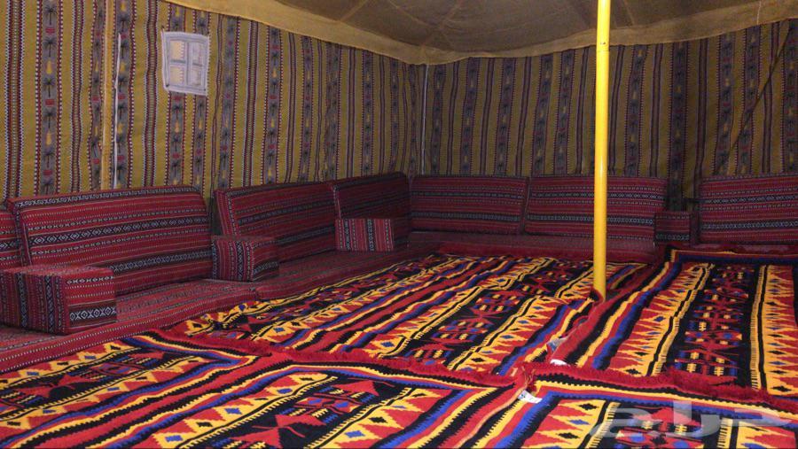 مخيم الغضا الثالث للايجار