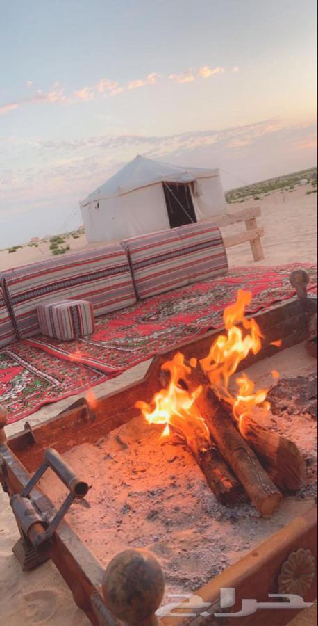 مخيم شبابي للايجار اليومي