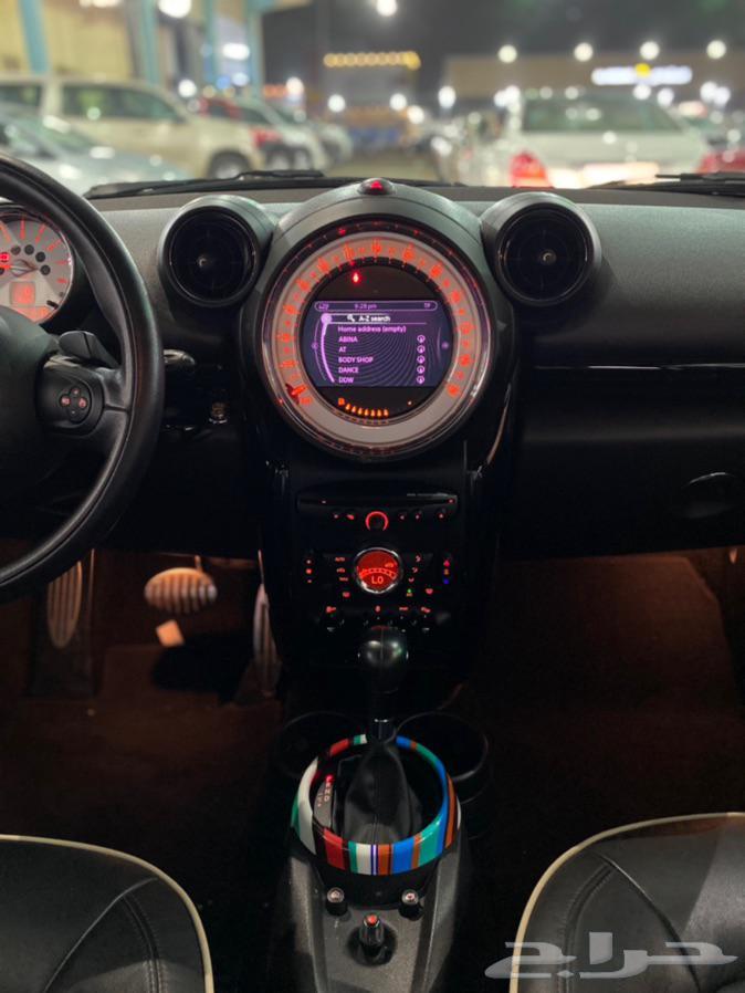ميني كوبر COUNTRYMAN S 2015