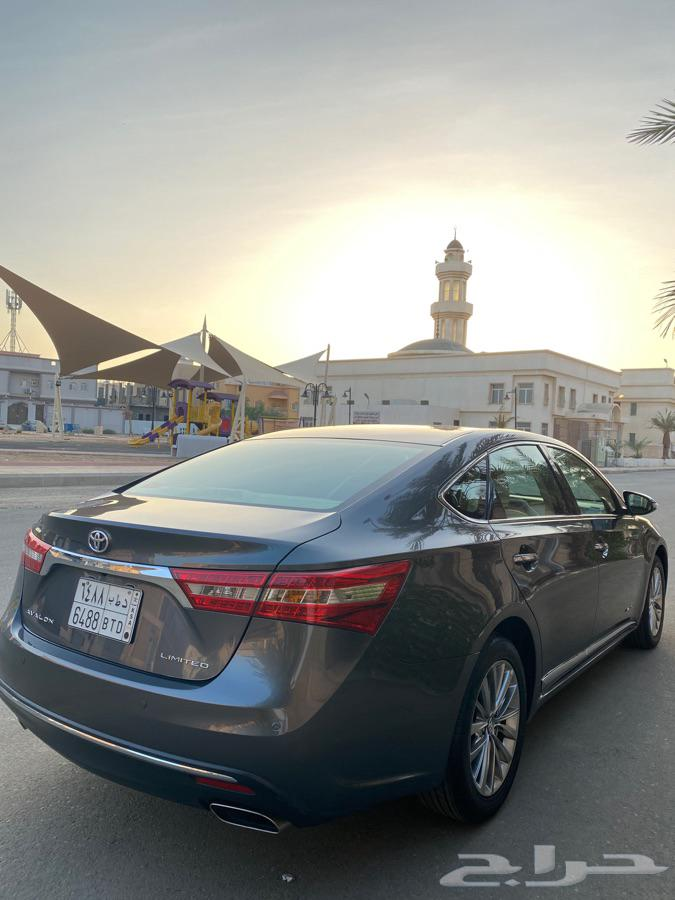 افالون ليمتد 2017 سعودي ممشى قليل