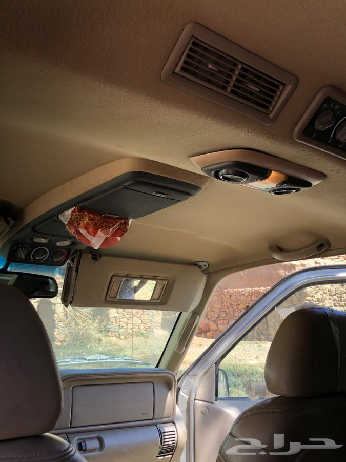 سيارة جمس موديل 99 سراة عبيدة