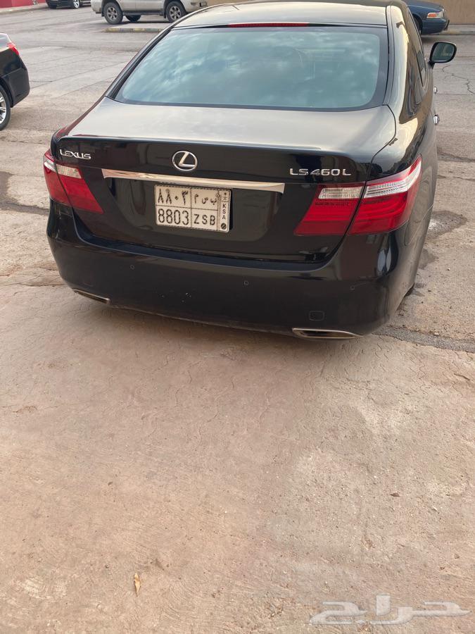 الرياض - السيارة  لكزس - LS