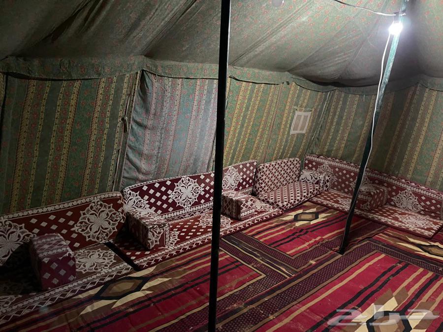 مخيم الربيع للاجار اليومي