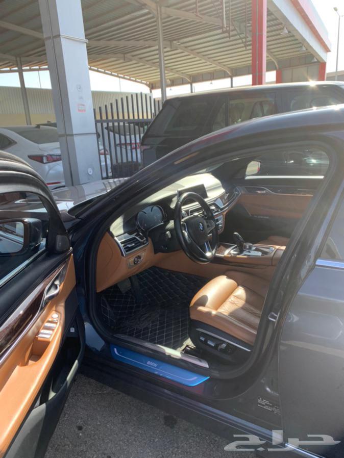 (تم البيع) BMW 740