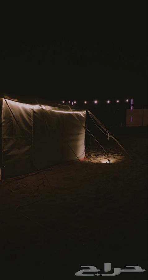 مخيم للايجار في الثمامه ( لمه )