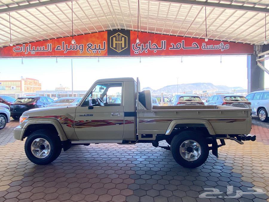 تويوتا   شاص رفرف سعودي نص فل بنزين 2021