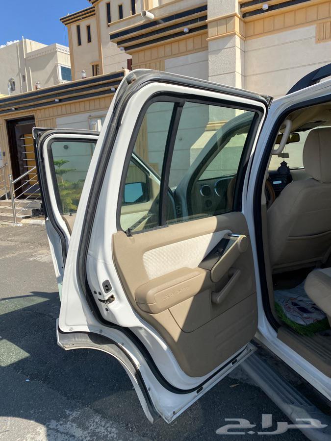 سيارة اكسبلورر مديل 2010 مستعمل دبل