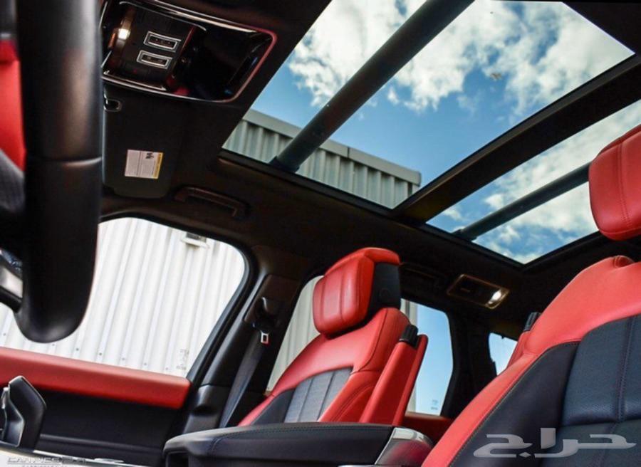 2018 Range Rover Sport Autobiography dynamic