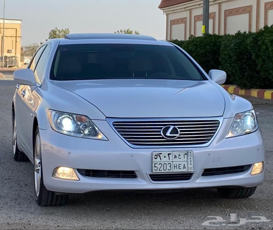 لكزس LS 460 2009 شورت((تم البيع))