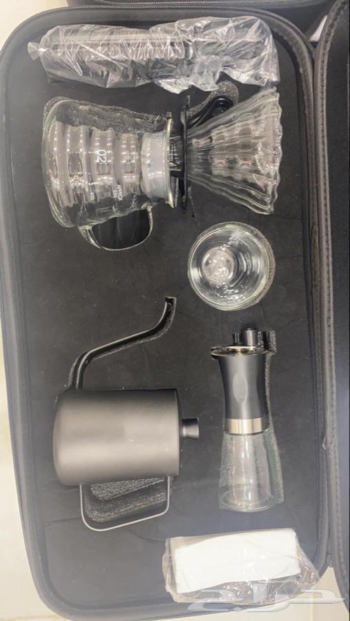 بكج ادوات القهوه V60