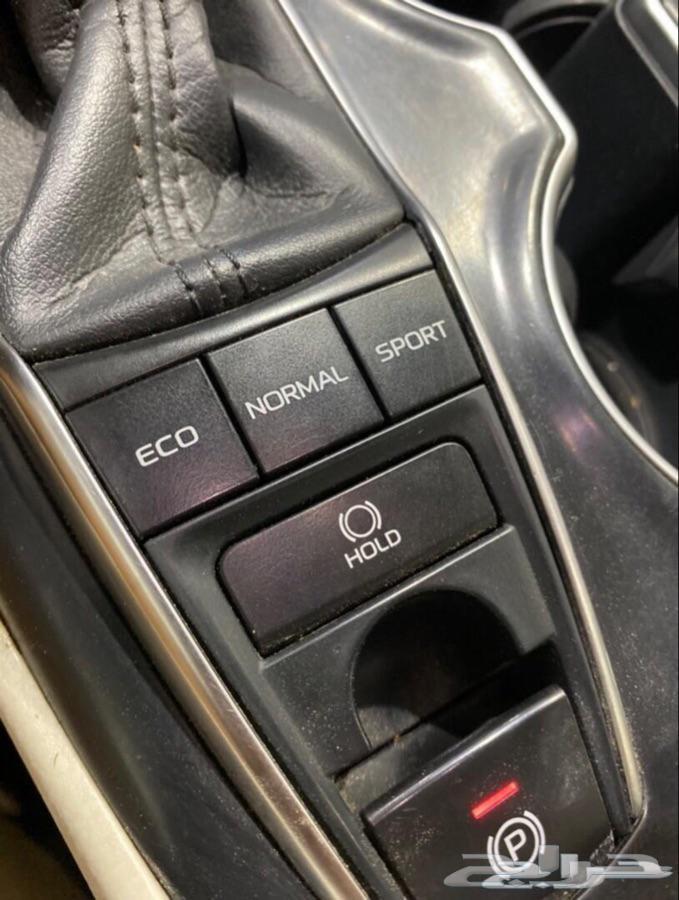 تويوتا كامري 2018 فل كامل قراندي V6