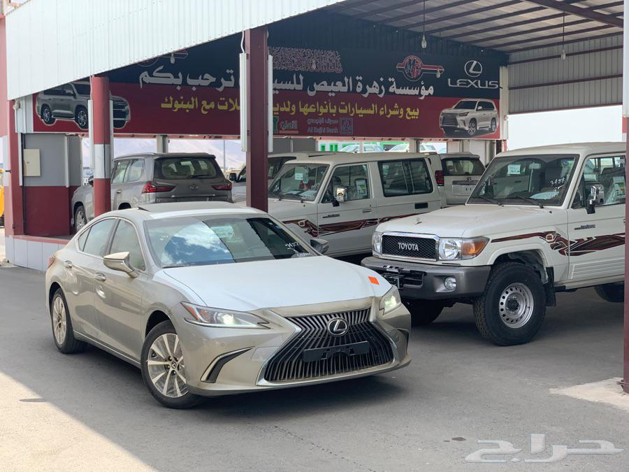لكزس ES250 سعودي AA 2021