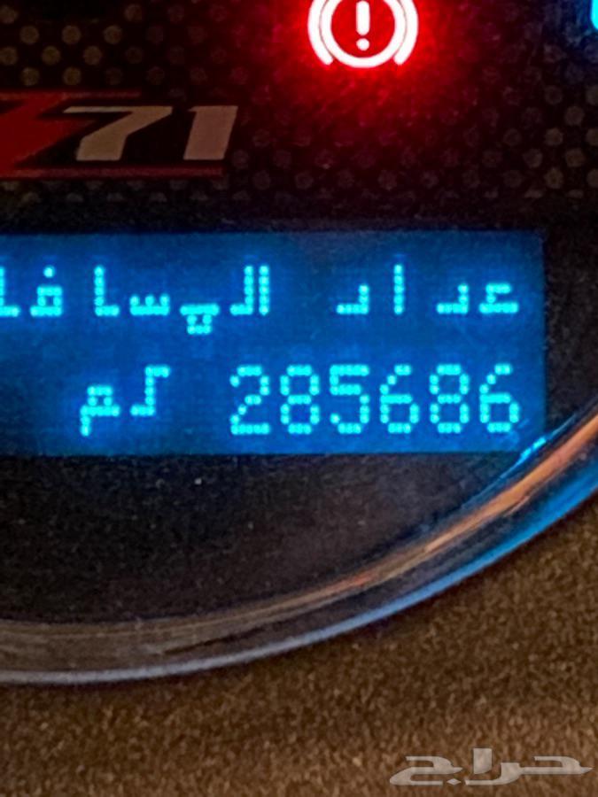 تاهو Z71 2010 فل كامل