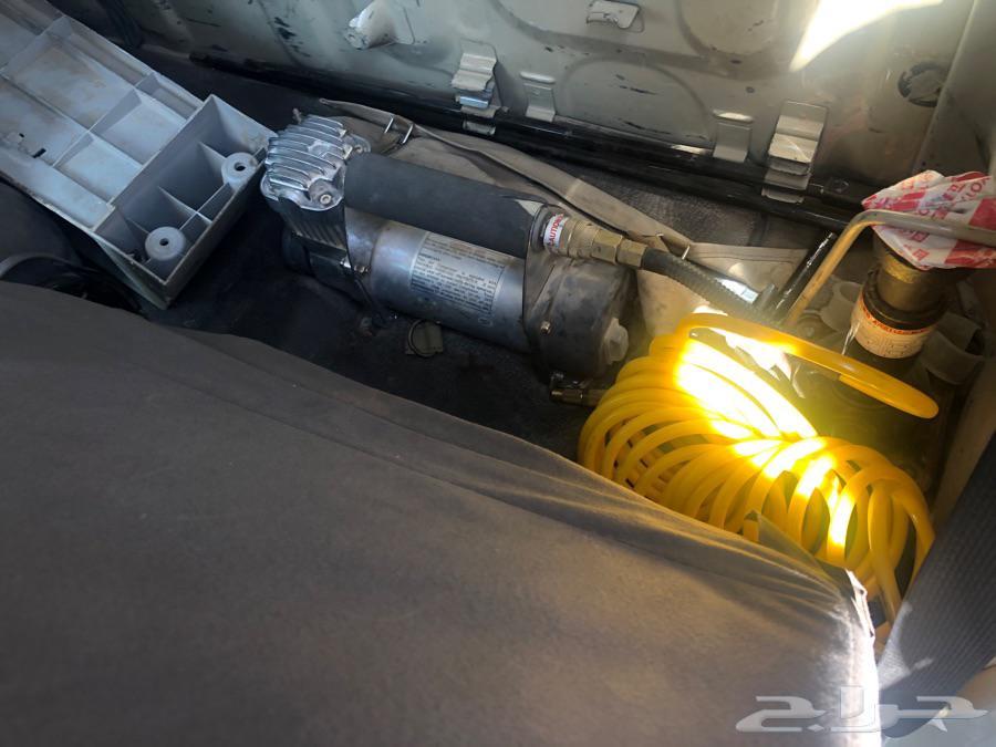 جيب شاص 2014 مجهز للبر بكامل اغراضه للبيع