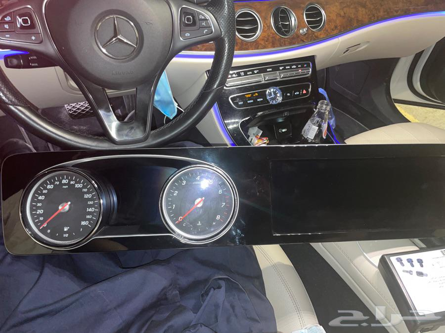 طبلون فقط مرسيدس E30 .AMG(طبلون مرسيدس امريكي ماشي 40 الف ).
