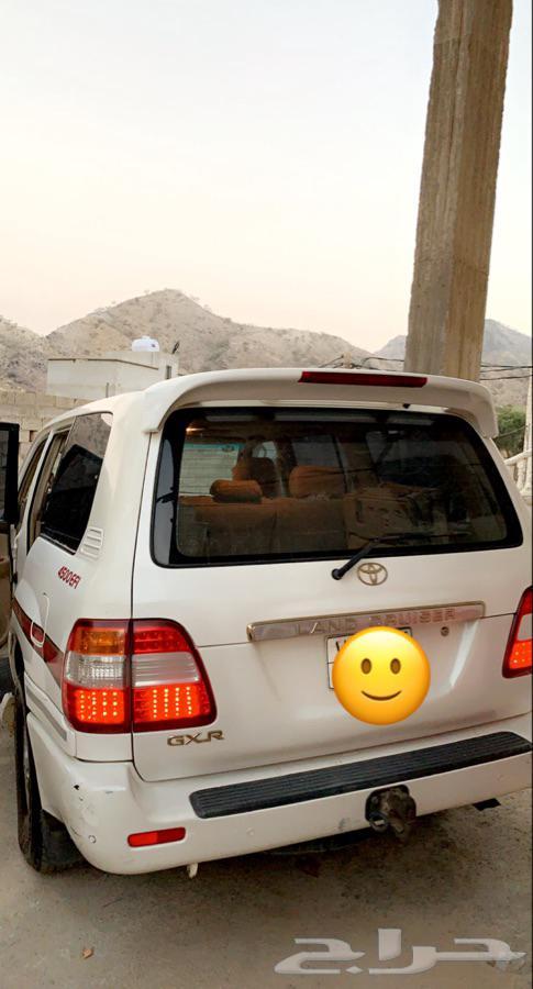 جيب 2007 سعودي كل شي باين في الصور