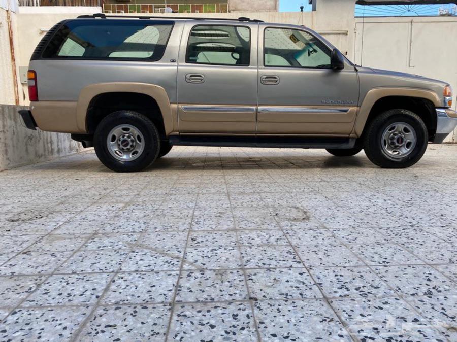 جمس 2000 GMC سوبربان