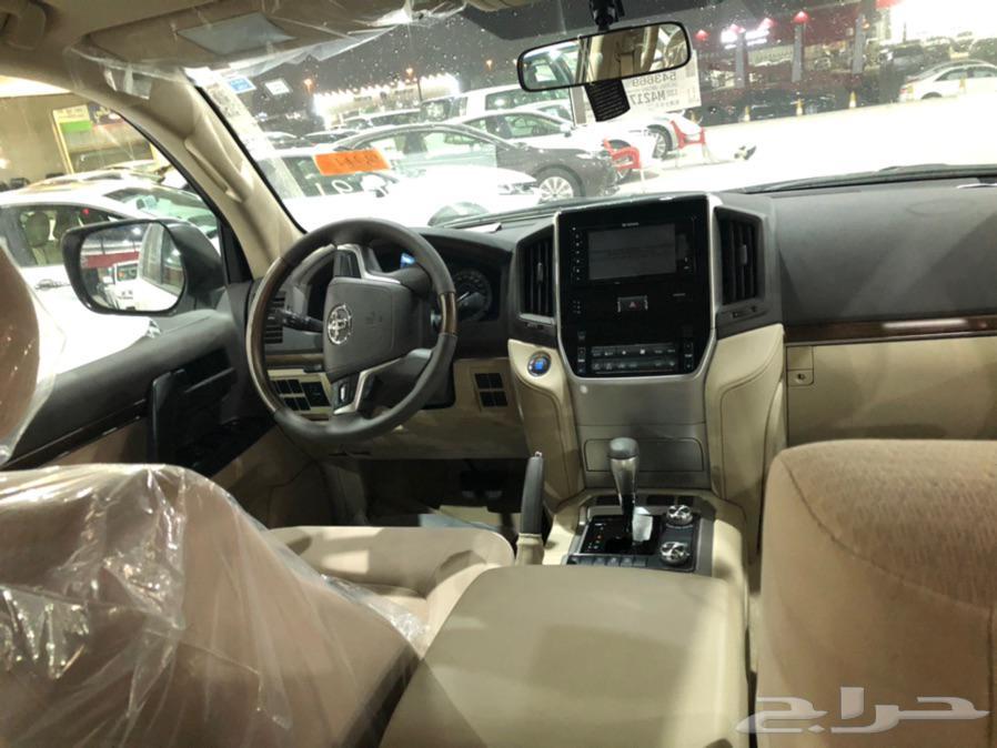 لاندكروزر GXR1 بلس 6 سلندر بنزين فتحه سعودي 2021