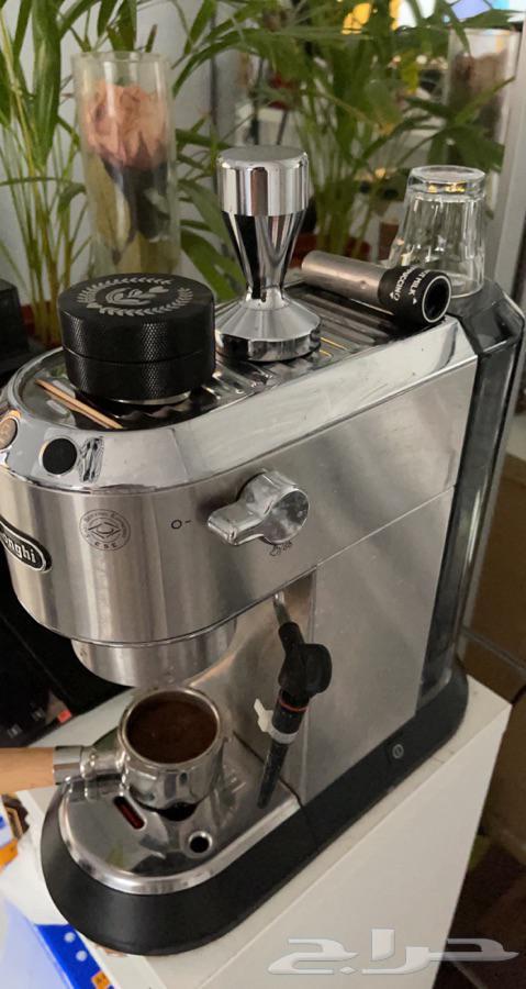 الة قهوة ديلونجي ديديكا اسبريسوا مطحنة ملحقات