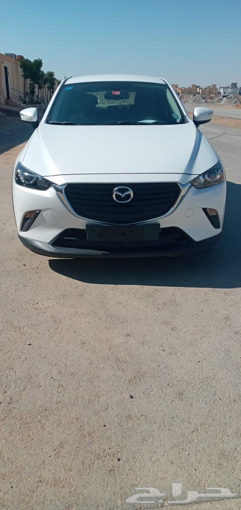 مازدا CX-3 2018