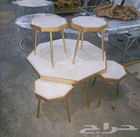 تفصيل طاولات مداخل ع حسب الطلب..