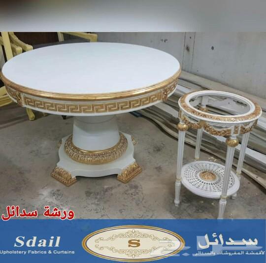 طاولات طعام  خدمة تفصيل حسب الطلب