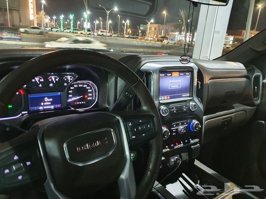 جمس سييرا 2020 GMC sierra