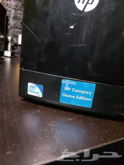 جهاز الكمبيوتر (pc) وشاشة كمبيوتر و.