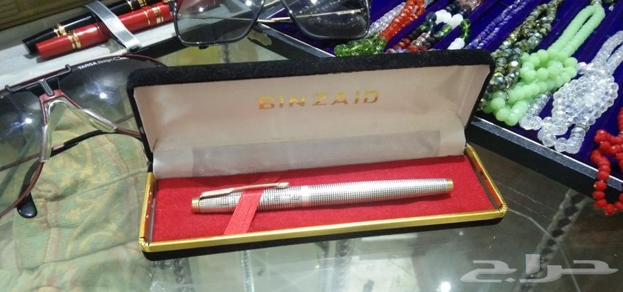 قلم باركر فضة أمريكي