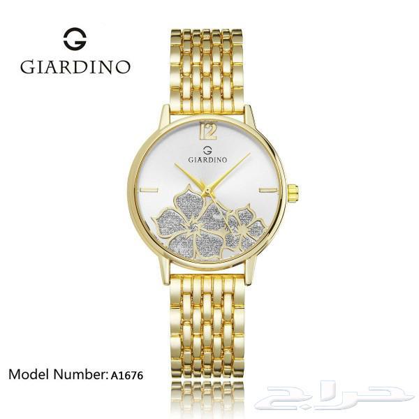 ساعة جياردينو GIARDINO نسائي