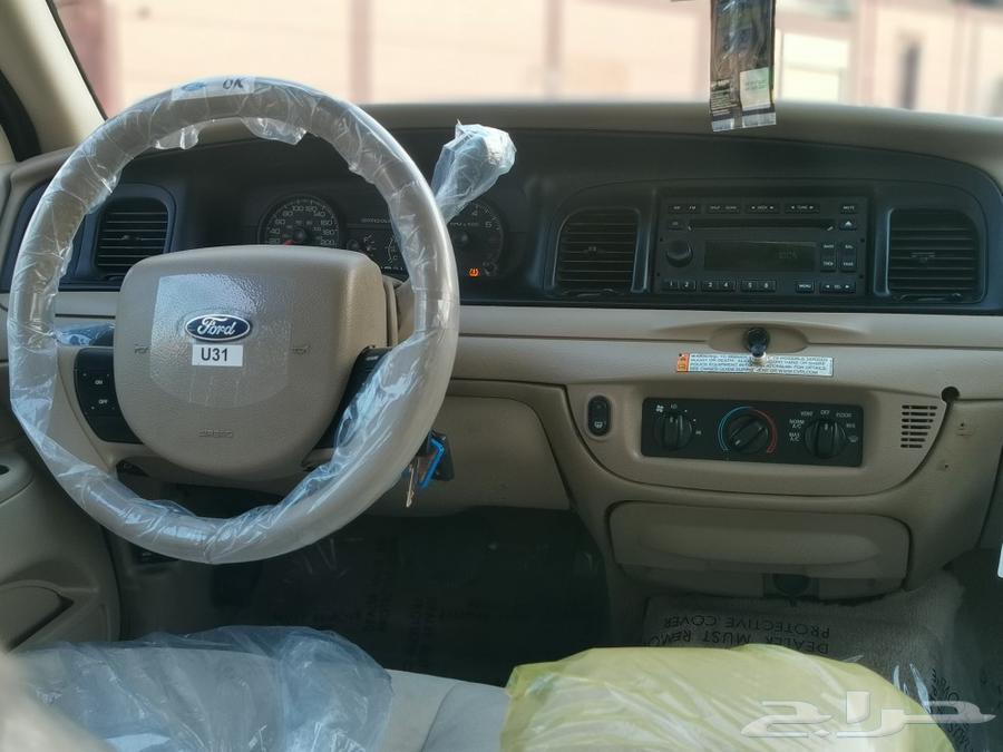 فورد فكتوريا 2011 سعودي ممشئ قليل