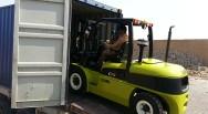 رافعات شوكيه Forkliftبجميع الاحجام0508119399