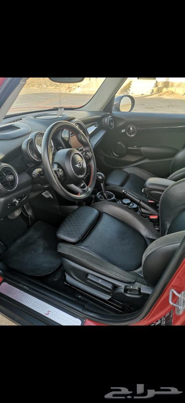 سيارة ميني كوبر مان S موديل 2016
