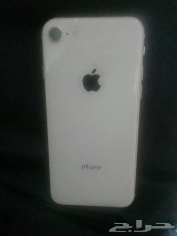 جهاز ايفون 8 مافك الموقع الخرمه