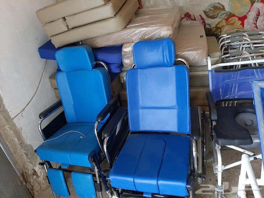 سرير طبي كهربائي وكرسي حمام ورافعه كهربائية