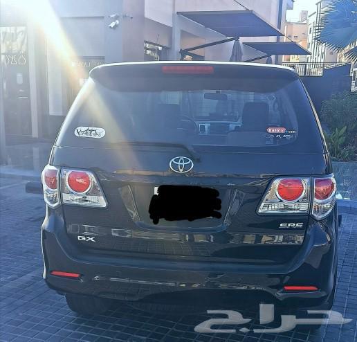 سيارة للبيع صيانه وكالة تويوتا