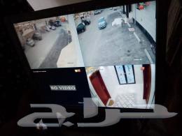 كاميرات مراقبة شبكات انترنت سنترالات
