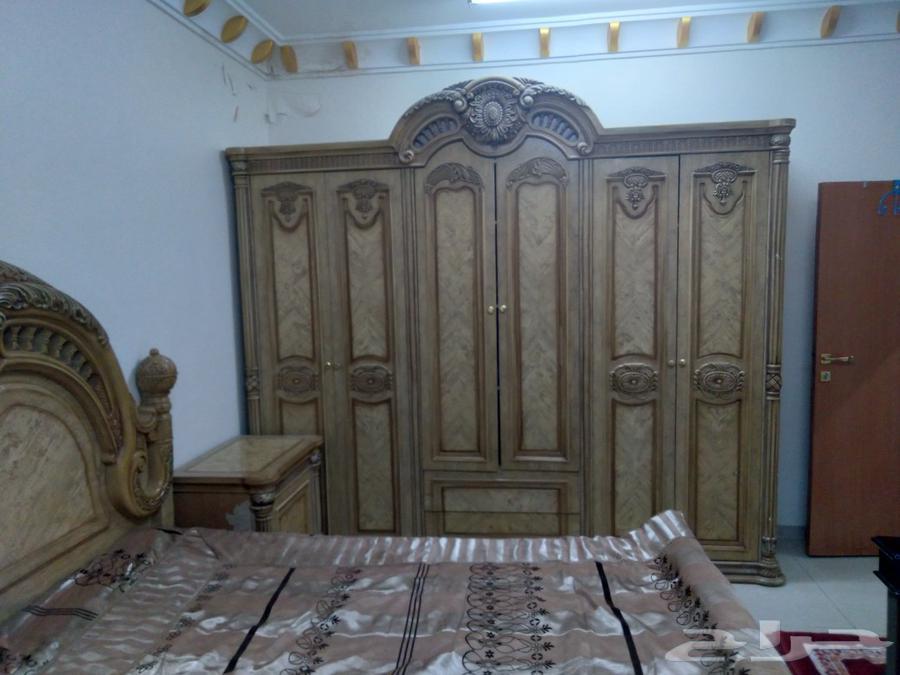 مجلس كنب تركي فاخر   غرفه نوم صناعه مصريه