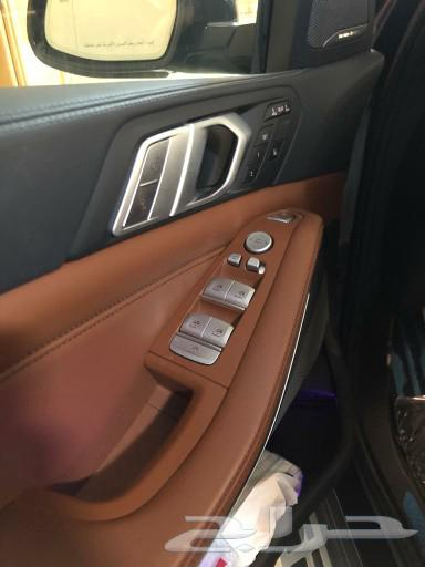 BMW X7 2019 وكالة على الضمان