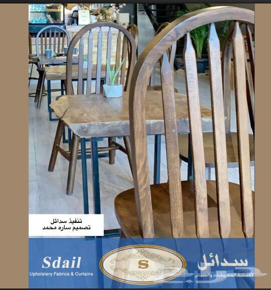 طاولات وكراسي كافيهات ومطاعم تأثيث كامل
