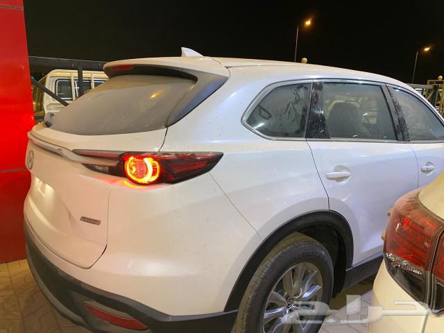 مازدا 2020 خليجي CX9