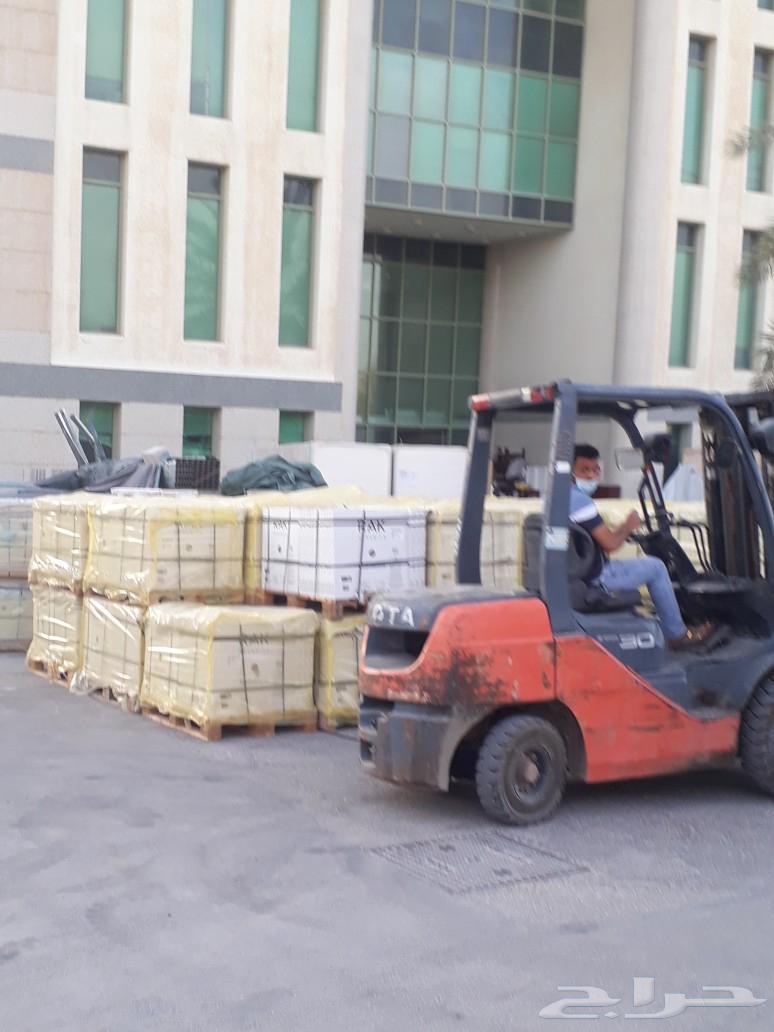 إيجارا رافعات شوكية فوركليفت كرينات في الرياض